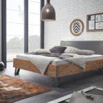 Konfigurator: Oak-Wild Vintage Massivholzbett