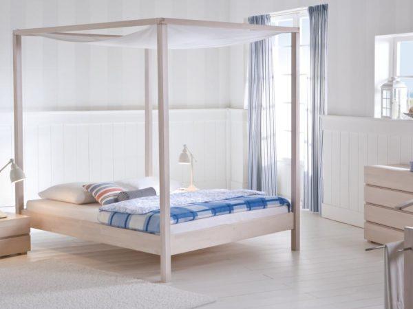 Sail Diva 16 Bettgestell – Romantic white