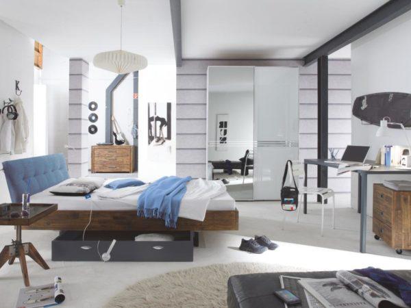 Vilo Ronna Bett – Factory-Line Loft 18