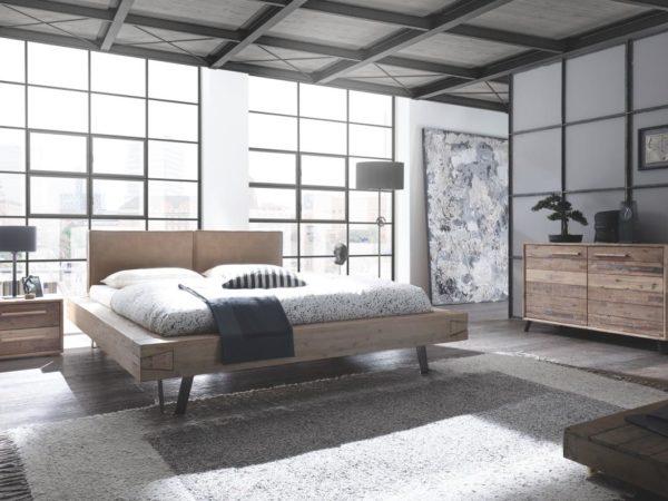 Jeno Dorma Bett – Factory-Chic Fragmento