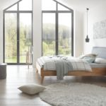 Leno Cussina Bett – Wood-Line Premium 23
