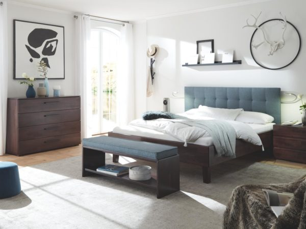Juve Sogno L Bett – Wood-Line Premium 23