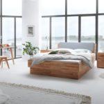 Konfigurator: Moderno Massivholzbett