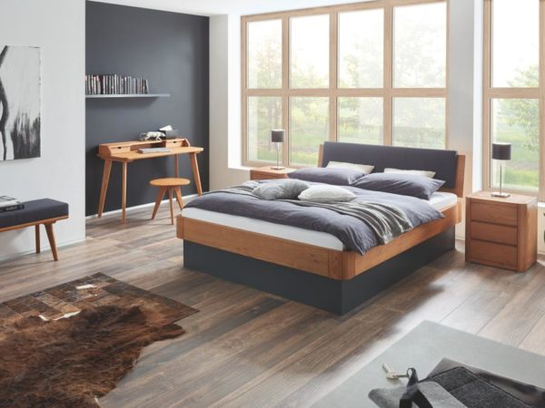 Practico-Ron Box Varus Bett – Oak-Line Modul 18