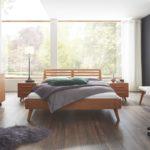Konfigurator: Oak-Line Massivholzbett
