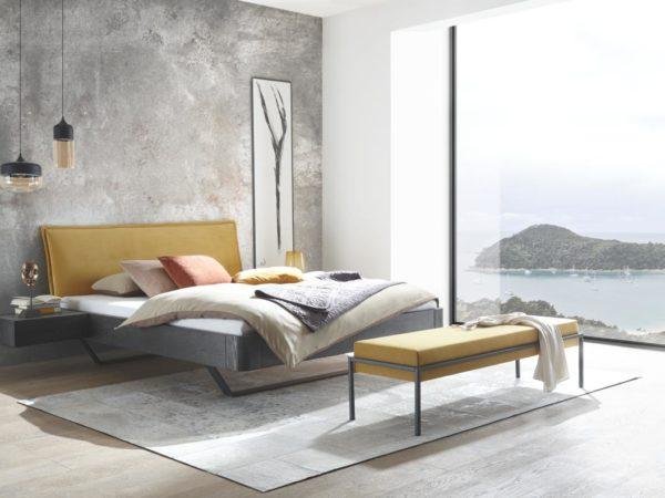 Slitto Cussina Bett – Oak-Line Modul 18