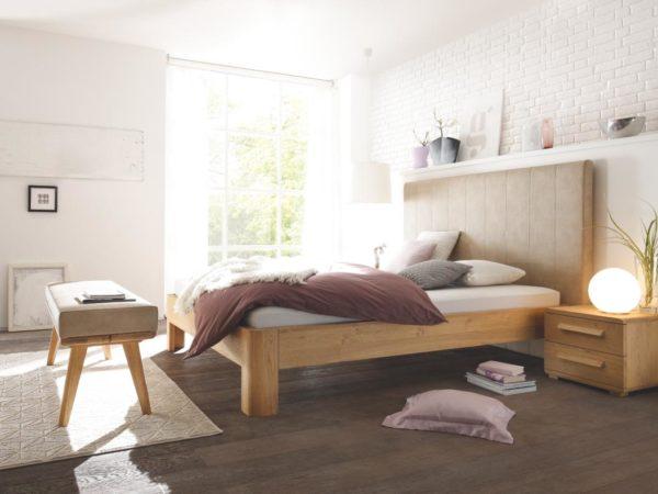 Ronda Colina L Bett – Oak-Bianco Modul 18