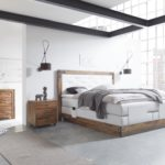 India Boca Boxspringbett – Factory