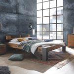 Cobo Inca Massivholzbett – Oak-Wild Bormio 18