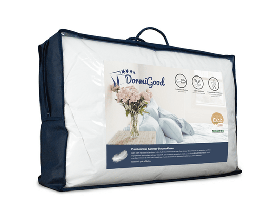 DormiGood® Premium Daunenkissen