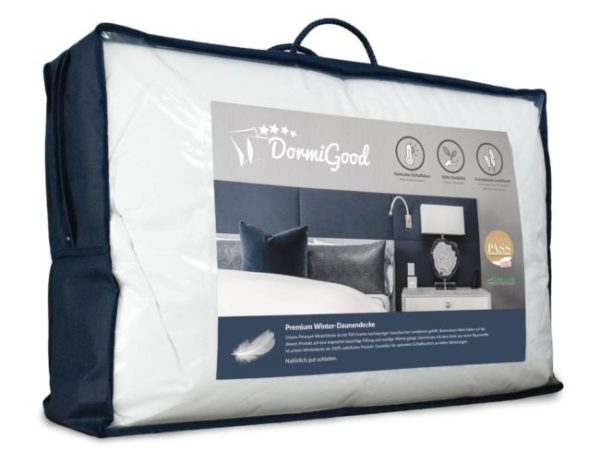 DormiGood® Premium Daunendecke