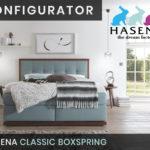 Konfigurator: Classic Boxspringbett