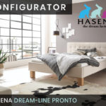 Konfigurator: Dream-Line pronto Polsterbett