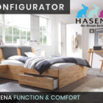 Konfigurator: Function & Comfort Funktionsbett