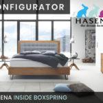Konfigurator: Inside Boxspringbett