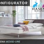Konfigurator: Movie-Line Bett