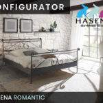 Konfigurator: Romantic Bett