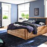 Konfigurator: Easy Sleep II Massivholzbett mit Schubladen