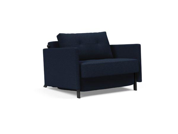 Cubed Sessel mit Armlehnen