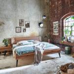 Konfigurator: Modern Sleep Massivholzbett