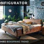 Konfigurator: Tjoernbo Boxspring Trend