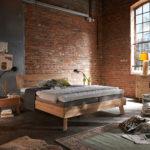 Alba Massivholzbett – Modern Sleep