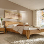 Theo Massivholzbett – Easy Sleep I