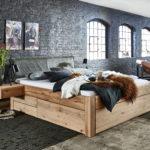 Ida Massivholzbett mit Schubladen – Easy Sleep II