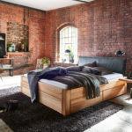 Luna Massivholzbett mit Schubladen – Easy Sleep II