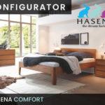 Konfigurator: Comfort Funktionsbett