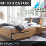 Konfigurator: Function Schubladenbett