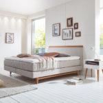 Ming Plus Woody Boxspringbett – Smart 15