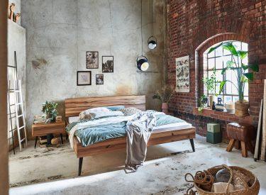 Modern Sleep_Massivholzbett